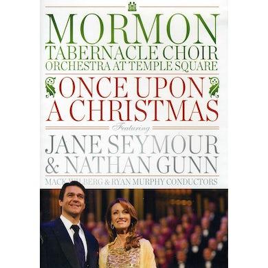 ONCE UPON A CHRISTMAS DVD