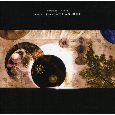 Robert Rich MUSIC FROM ATLAS DEI CD
