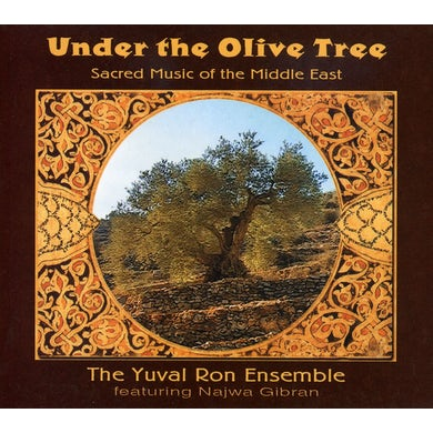 Yuval Ron UNDER THE OLIVE TREE CD