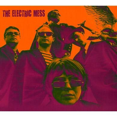 ELECTRIC MESS CD