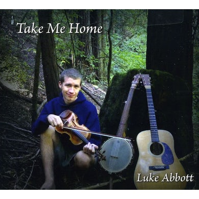 Luke Abbott TAKE ME HOME CD