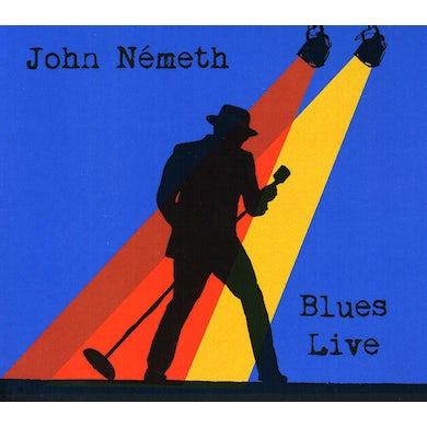 John Nemeth BLUES LIVE CD
