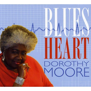 Dorothy Moore BLUES HEART CD