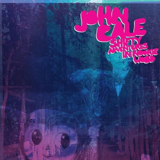 John Cale SHIFTY ADVENTURES IN NOOKIE WOOD CD