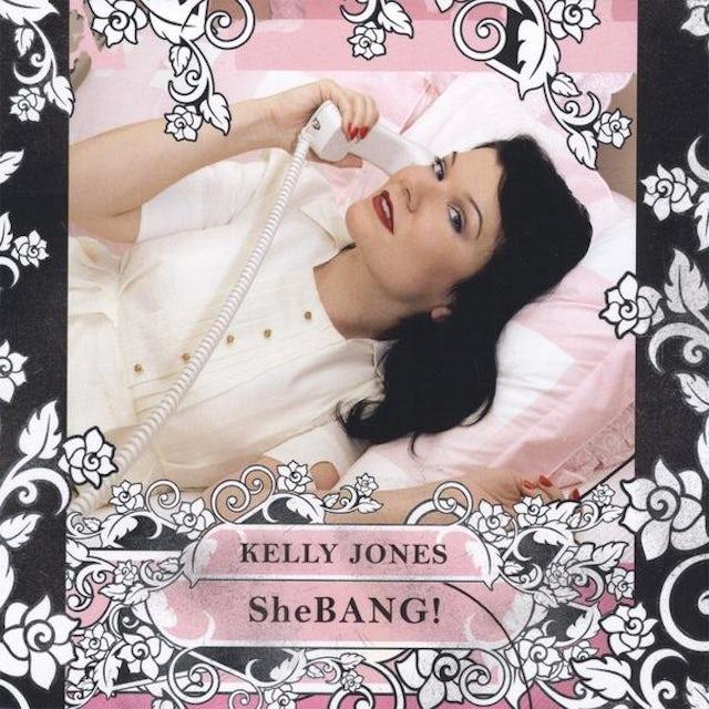 Kelly Jones SHEBANG CD