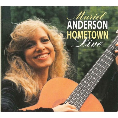Muriel Anderson HOMETOWN LIVE CD