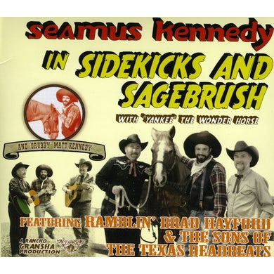 SIDEKICKS & SAGEBRUSH CD