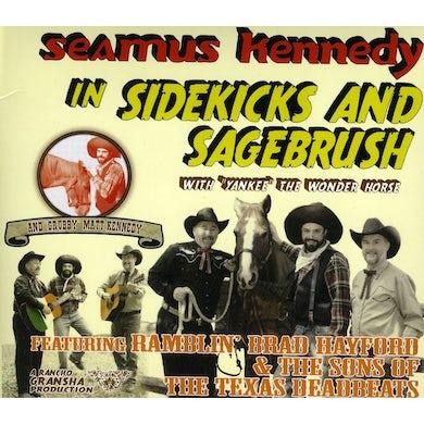 Seamus Kennedy SIDEKICKS & SAGEBRUSH CD