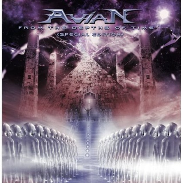 Avian FROM THE DEPTHS OF TIME CD