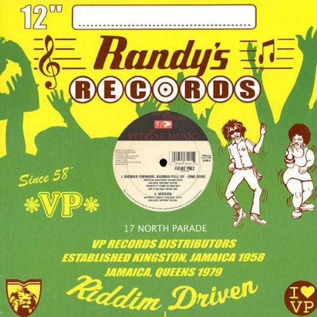 Ding Dong BADMAN FORWARD Vinyl Record