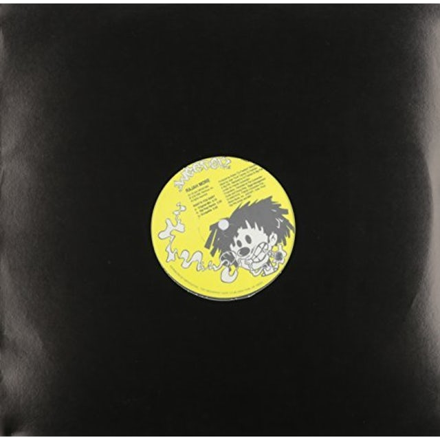 Rajah WANT'N YOU BABY Vinyl Record