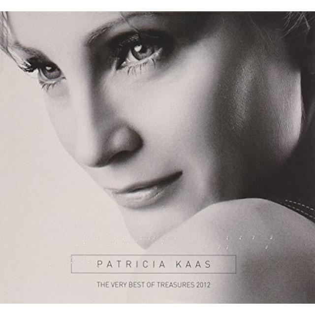 Patricia Kaas BEST OF TREASURES 2012 CD