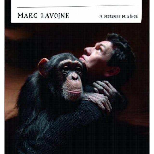 Marc Lavoine JE DESCENDS DU SINGE CD