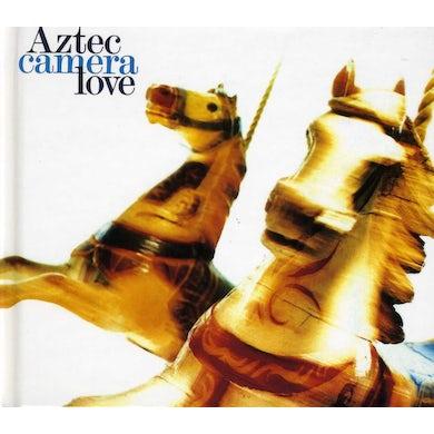 Aztec Camera LOVE CD
