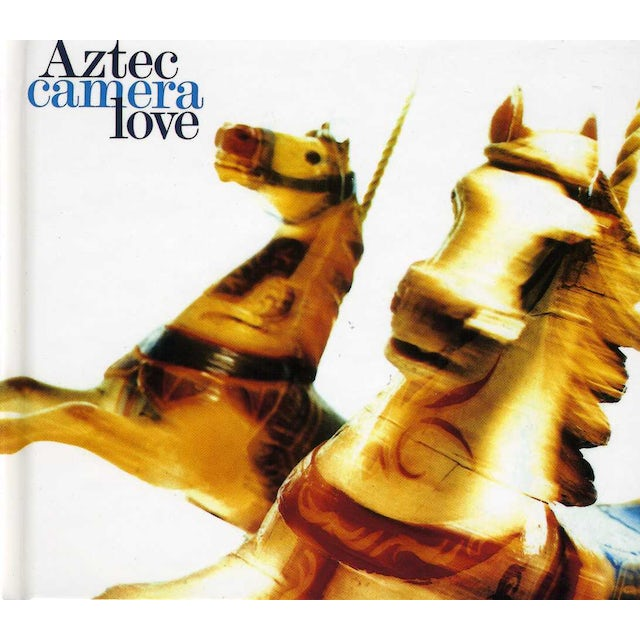 Aztec Camera LOVE CD