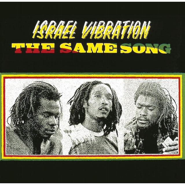 Israel Vibration SAME SONG PLUS CD