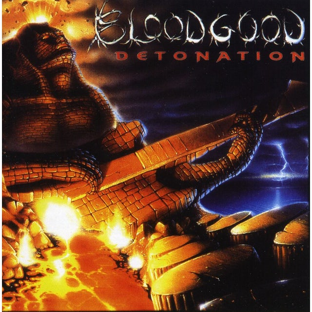 Bloodgood DETONATION CD