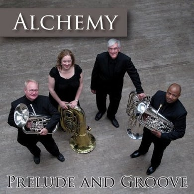 Alchemy PRELUDE & GROOVE CD