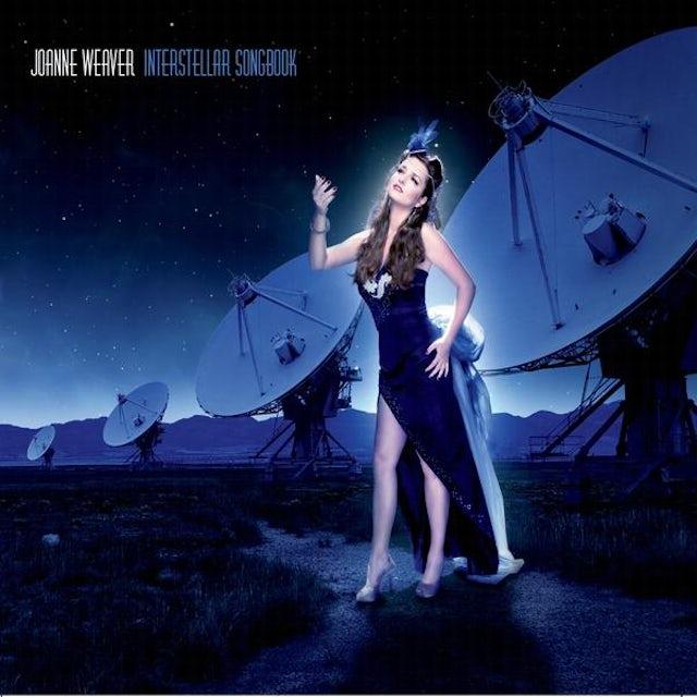 Joanne Weaver INTERSTELLAR SONGBOOK CD