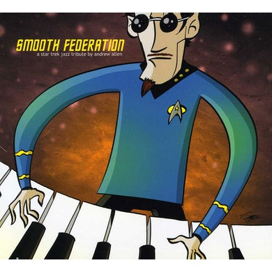 Andrew Allen SMOOTH FEDERATION CD