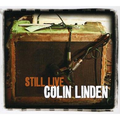 Colin Linden STILL LIVE CD