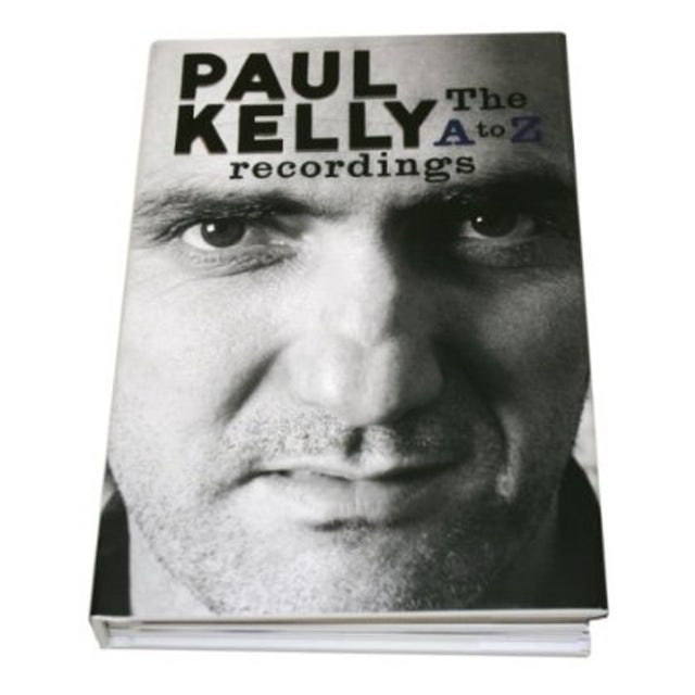 Paul Kelly A TO Z RECORDINGS CD