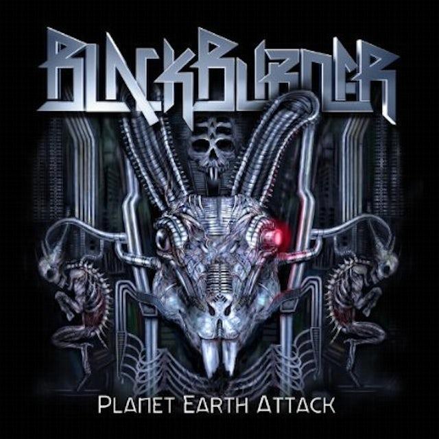 BLACKBURNER PLANET EARTH ATTACK CD