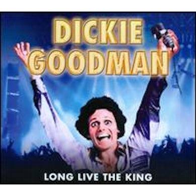 Dickie Goodman LONG LIVE THE KING CD