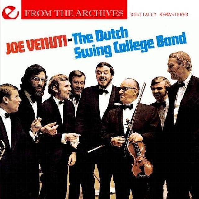 Dutch Swing College Band MEETS JOE VENUTI CD