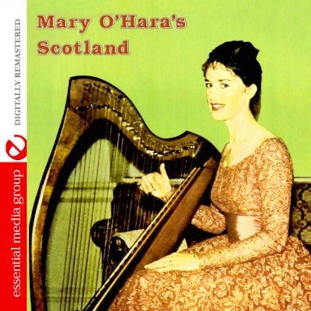 Mary O'Hara SCOTLAND CD