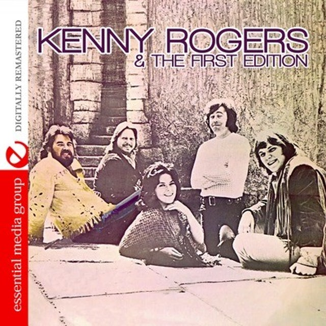 Kenny Rogers FIRST EDITION CD