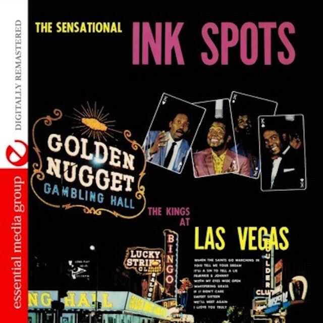 Ink Spots KINGS AT LAS VEGAS CD