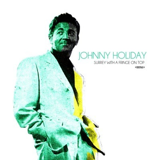 Johnny Holiday SURREY WITH A FRINGE ON TOP CD