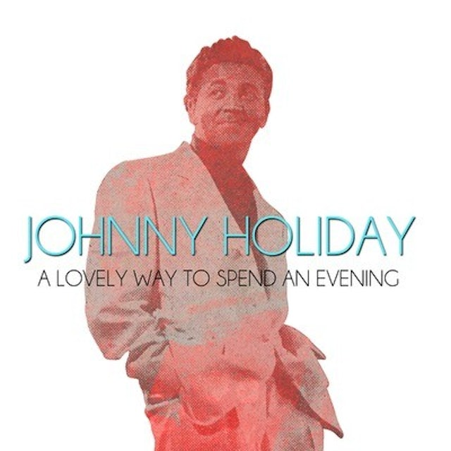 Johnny Holiday LOVELY WAY TO SPEND AN EVENING CD