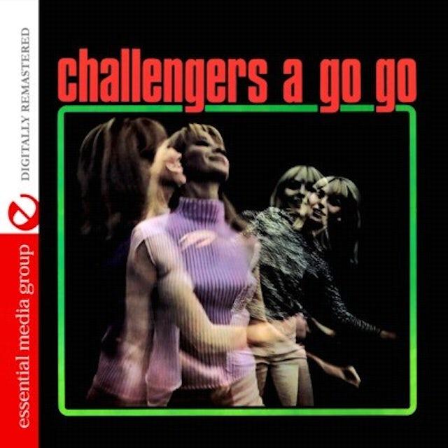 Challengers A GO GO CD