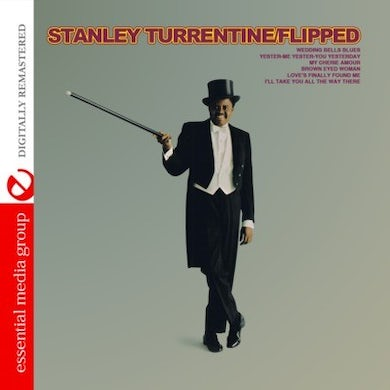 Stanley Turrentine FLIPPED - FLIPPED OUT CD