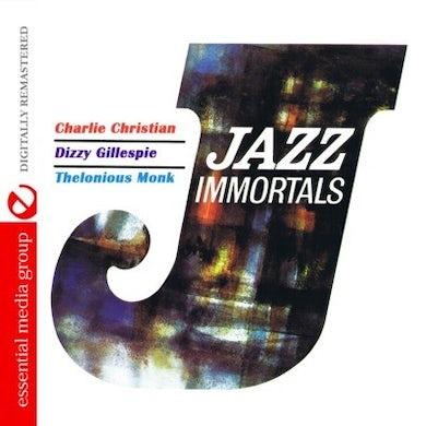 Charlie Christian JAZZ IMMORTALS CD