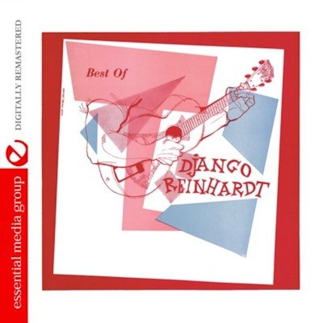 BEST OF DJANGO REINHARDT CD