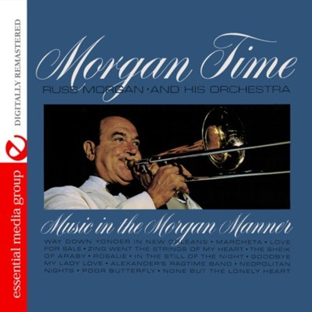 Russ Morgan MORGAN TIME CD