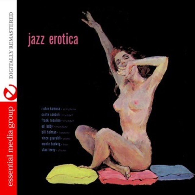 Bill Holman JAZZ EROTICA CD