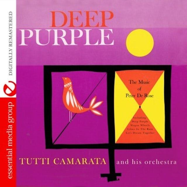 Tutti Camarata DEEP PURPLE: MUSIC OF PETER DE ROSE CD
