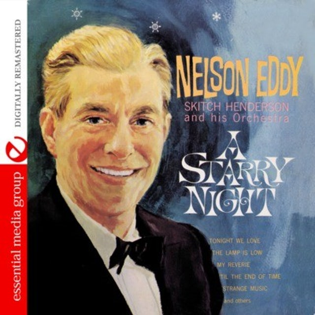 Nelson Eddy STARRY NIGHT CD