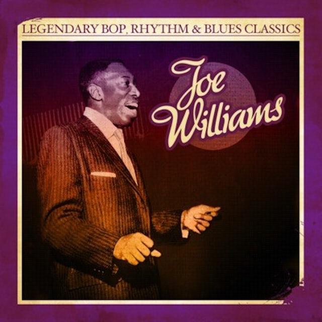 Joe Williams LEGENDARY BOP RHYTHM & BLUES CLASSICS CD