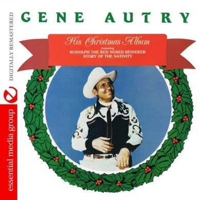 Gene Autry HIS CHRISTMAS ALBUM CD