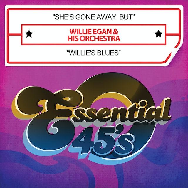 Willie Egan SHE'S GONE AWAY BUT CD