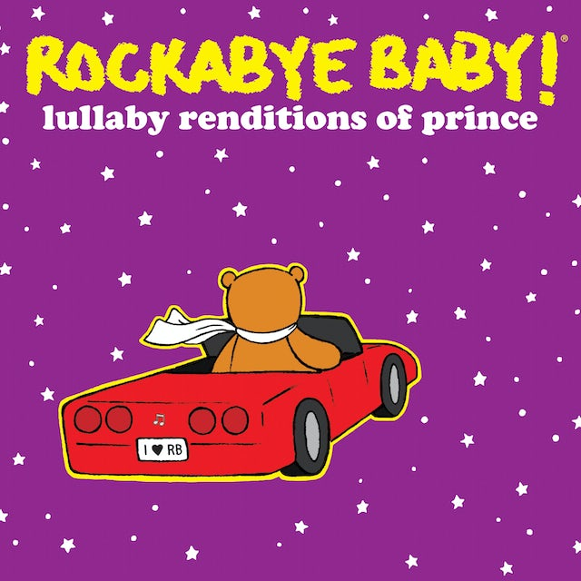 Rockabye Baby LULLABY RENDITIONS OF PRINCE CD
