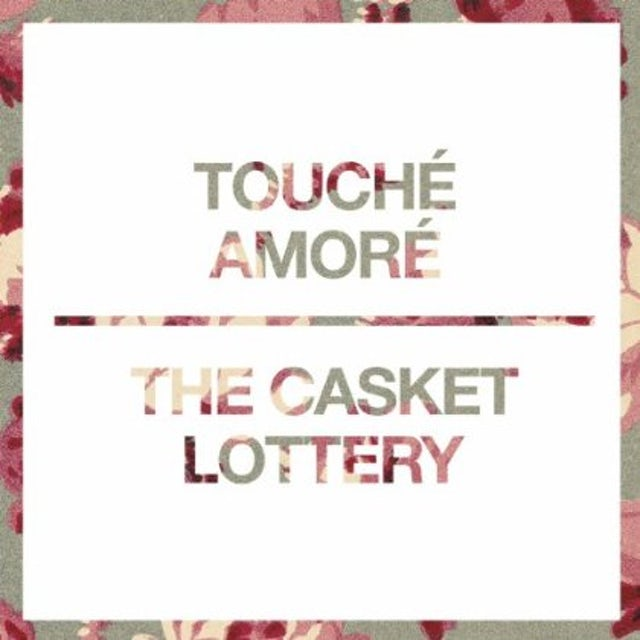 Touche Amore / Casket Lottery SPLIT Vinyl Record