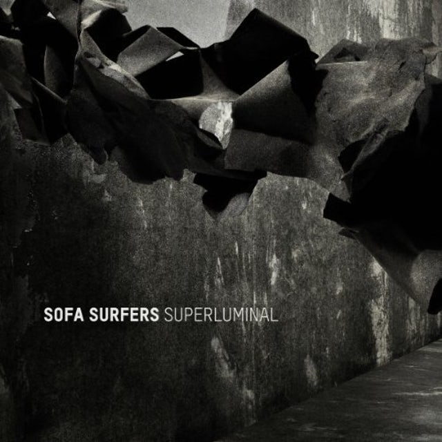 Sofa Surfers SUPERLUMINAL Vinyl Record