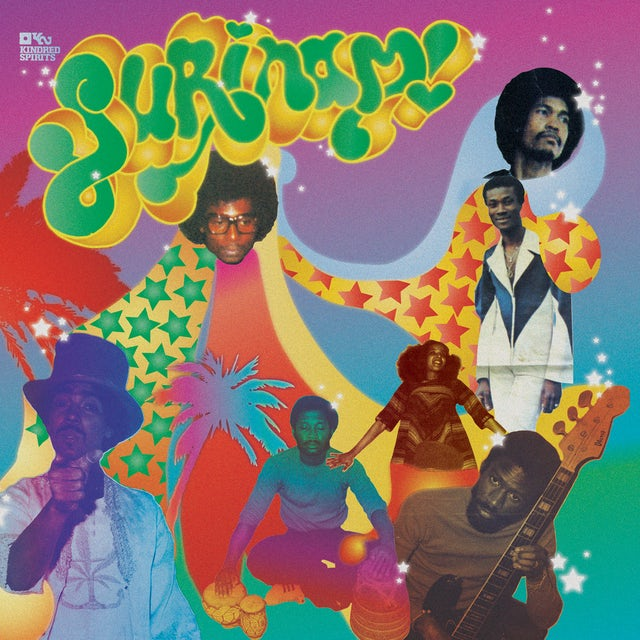 Surinam: Boogie & Disco Funk From Surinamese / Var Vinyl Record