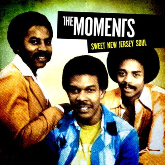 Moments SWEET NEW JERSEY SOUL CD